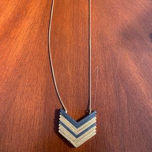Adjustable madewell necklace